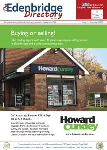 The Edenbridge Directory - March/April 2015 cover