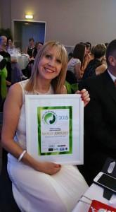 Gillian Award pic
