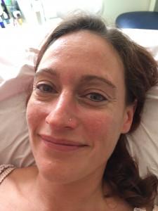 Semi-permanent eyeliner treatment